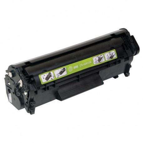 Картридж лазерный CACTUS CS-Q2612AD для HP LJ1010/1012/1015/1018/1020/1022 черный (2000стр) 2шт уп