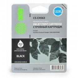 Картридж струйный CACTUS CS-CH563 №122XL для HP DeskJet 1050/2050/2050s black