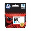 Картридж струйный HP CZ110AE (655) для DJ 3525, 4615, 4625, 5525, Cyan