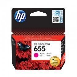 Картридж струйный HP CZ111AE (655) для DJ 3525, 4615, 4625, 5525, Magenta