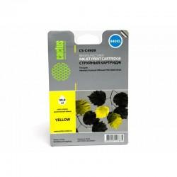 Картридж струйный CACTUS CS-C4909 №940XL для HP OfficeJet PRO 8000/8500 yellow
