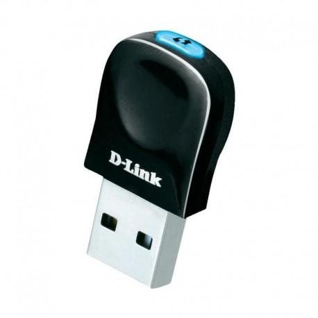 Адаптер WI-FI USB D-Link DWA-131 300 Mbps 802.11n