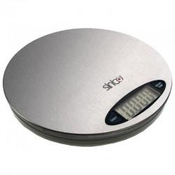 Кухонные весы Sinbo SKS 4513 Silver электронные, металл, макс. 5кг, точность 1г, авто вкл/выкл