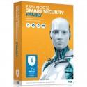 Антивирус ESET NOD32 Smart Security Family (лицензия, 1год, 5ПК, NOD32-ESM-NS(BOX)-1-5)