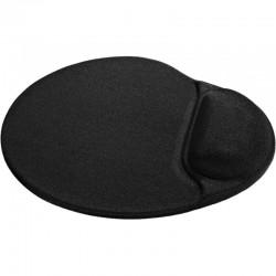 Коврик для мыши Defender Easy Work ортопедический, тканевый (260х225х5) Black