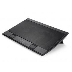 "Охлаждение для ноутбука до 17.3"" DEEPCOOL WIND PAL 17"" Black 4*USB,Fan-control"