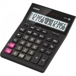 Калькулятор CASIO GR-16 16 разряд. DP черный