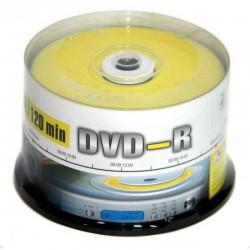 Диск DVD-R 50шт Mirex 4.7Gb 16x Cake Box (UL130003A1B)