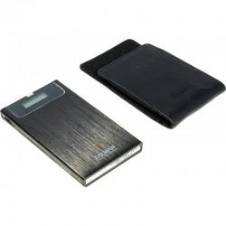 """Внешний бокс для HDD 2.5"""" USB 3.0 Zalman ZM-VE350 Black"""