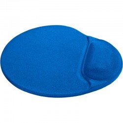 Коврик для мыши Defender Easy Work ортопедический, тканевый (260х225х5) Blue
