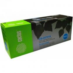 Картридж лазерный CACTUS CS-CE741AR для HP CLJ CP5220/CP5221 голубой (7300стр.)