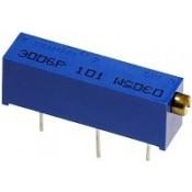 Резисторы подстроечные 3006P