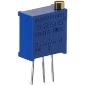 Резисторы подстроечные 3296W