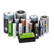 Батарейки, аккумуляторы, элементы питания.