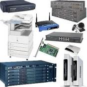 Серверы, сетевое оборудование