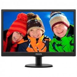 "Монитор Philips 203V5LSB26 19.5"" (1600x900/5ms/10M:1/D-SUB/Black/LED)"