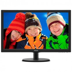 "Монитор Philips 223V5LSB 21.5"" (1920x1080/5ms/10M:1/D-Sub,DVI/Black/LED)"