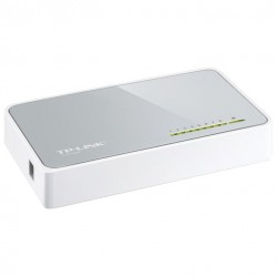 Коммутатор TP-Link TL-SF1008D (8-port 10/100 Mbps)
