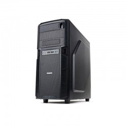 Корпус ATX Zalman Z1 (3USB+USB3.0,Audio,Black)