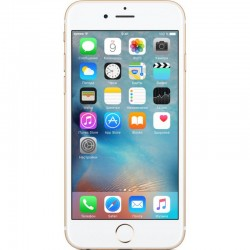 "Смартфон Apple iPhone 6S 128Gb Gold 1sim/4.7""/750*1334/A9/-/128Gb/-/12Мп/Bt/WiFi/GPS/iOS9/MKQV2RU"
