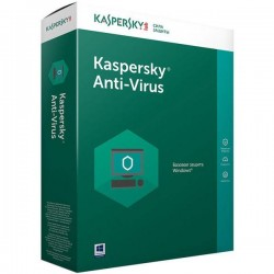 Антивирус Kaspersky Anti-Virus Russian Edition (2-Desktop 1 year Base Box, KL1171RBBFS)