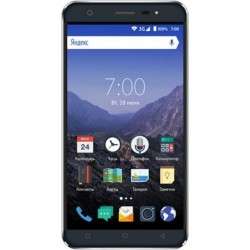 "Смартфон Vertex Impress Eagle Graphite 2sim/5""/1280*720/4*1.3ГГц/1Gb/8Gb/mSD/8Мп/Bt/WiFi/GPS/And6.0"