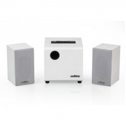Актив.колонки 2.1 SmartBuy Sparta SBA-210 12Вт, FM, MP3, SD/USB, питание от сети, MDF, White