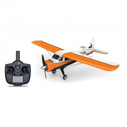 Самолет XK-Innovation A600 (DHC-2 Beaver) 3D Airplane with Autopilot