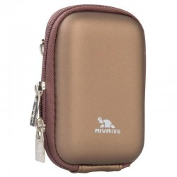 Чехол RIVA 7022 (PU) Digital Case coffee (8.80х2.70х5.70 см)