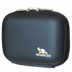 Чехол RIVA 7022 (PU) Digital Case dark blue (moire) (8.80х2.70х5.70 см)