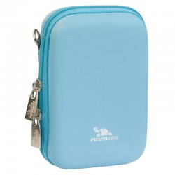 Чехол RIVA 7103 (PU) Digital Case shallow blue (10.50х2.50х6.50 см)