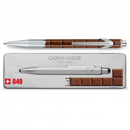 CARANDACHE ручка шариковая Office Essentially Swiss Chocolate (849.752) M