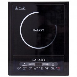 Плита настольная Galaxy GL 3053 Black 2000Вт, конфорок-1, упр. сенсор.