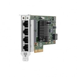 HPE Ethernet Adapter, 366T, 4x1Gb, PCIe(2.1), Intel, for Gen9/Gen10 servers