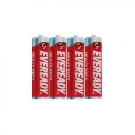 Батарейки AA Eveready 4шт уп в пленке