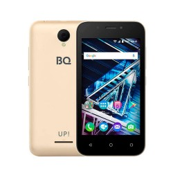 "Смартфон BQ BQ-4028 UP! Gold 2sim/4""/480*800/2*1.3ГГц/512Mb/8Gb/mSD/5Мп/Bt/WiFi/GPS/And6.0/1500мАч"