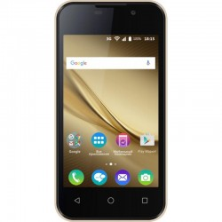 "Смартфон BQ BQ-4072 Strike Mini Gold 2sim/4""/480*800/4*1.2ГГц/1Gb/8Gb/mSD/5Мп/Bt/WiFi/GPS/And7.0"