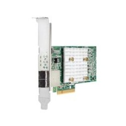 HPE Smart Array E208e-p SR Gen10/No Cache/12G/2 ext. mini-SAS(SFF8644)/PCI-E 3.0x8(HP&LP bracket)/RAID 0,1,5,10