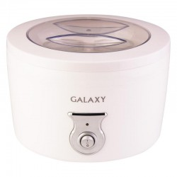 Йогуртница Galaxy GL 2695 White/green 20Вт, 4*100мл