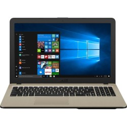 "Ноутбук Asus X540NV-DM027T (15.6""/Intel Pen-N4200/4096/1Tb/-/2048GF920/WiFi,Cam/W10/Black/FHD)"