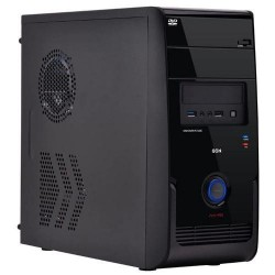 Игровой ПК Powered by ASUS Intel i3 7100(3.9)/4G/1T/GT1030*2048/DVD-RW[24 м. гар) без ПО