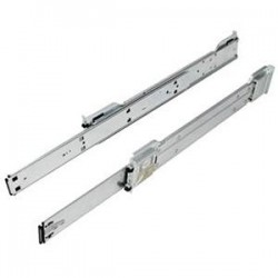 "Supermicro Chassis Mounting Rails MCP-290-00058-0N 19"" to 26.6"" Rail set, quick/quick, for 2,3U 17.2""W (213,216,823M,825,825M,826,835,836,936)"