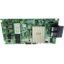 Supermicro AOM-S3108M-H8 Add-on Module (8-port, SAS 12Gb/s, RAID 0,1,5,6,10,50,60, 2Gb onboard cache)