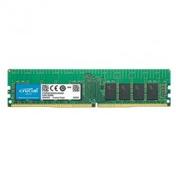 Crucial by Micron DDR4   16GB (PC4-21300) 2666MHz ECC Registered DR x8 (Retail)