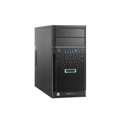 ProLiant ML30 Gen9 E3-1230v6 Hot Plug Tower(4U)/Xeon4C 3.5GHz(8MB)/1x8GBU1D_2400/B140i(ZM/RAID 0/1/10/5)/noHDD(4)LFF/DVDRW/iLOstd(no port)/1NHPFan/2x1GbEth/1x460W(2up)