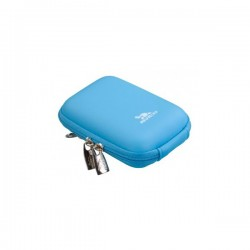 Чехол RIVA 7022 (PU) Digital Case shallow blue (8.80х2.70х5.70 см)