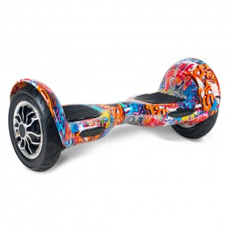 "Гироскутер Smart Balance Wheel 10"" StreetArt Multicolor"