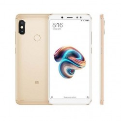 "Смартфон Xiaomi Redmi Note 5 3/32GB Gold 2sim/5.99""/2160*1080/8*1.8ГГц/3G/32G/mSD/12Мп/Bt/WiFi/GPS/"