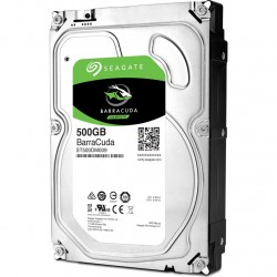 Жесткий диск HDD SATA-III  500Gb Seagate ST500DM009 Barracuda 7200,32Mb