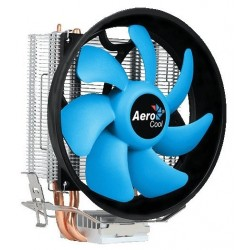 Кулер Aerocool Verkho 2 Plus (115W/120mm/1000-2000rpm/PWM/Al,S115х/1356/AMx/FMx/AM4)
